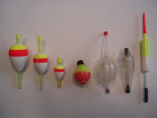 fishing floats photo