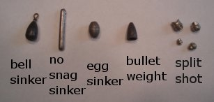 fishing sinkers photo